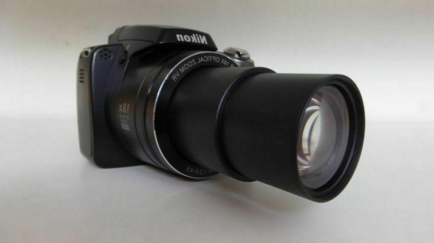 digital camera with 18x wide angle optical