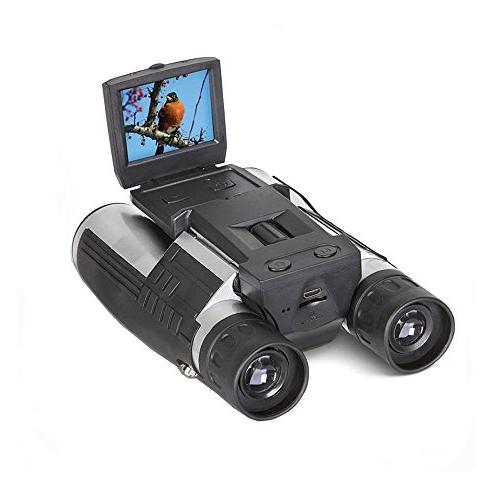 display binoculars photo recorder telescope