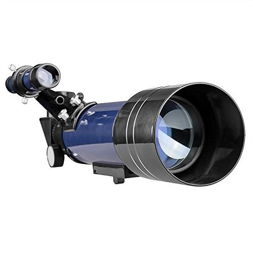 Emarth Telescope, Travel 70mm with Tripod & Finder Scope, Portable Telescope Kids