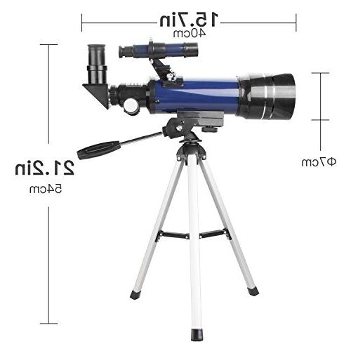 Emarth Telescope, Travel 70mm with Kids