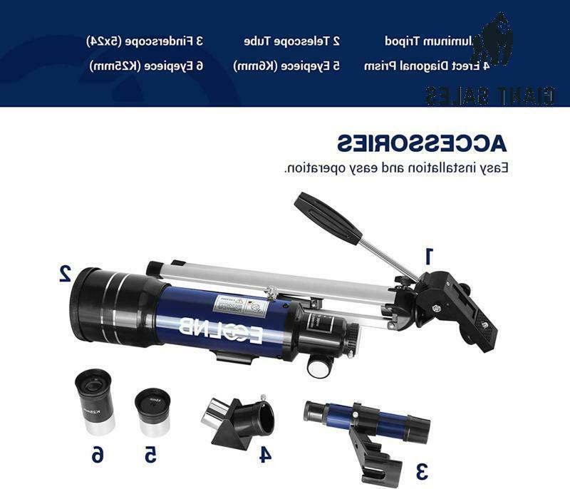 Esslnb For Kids With Tripod For
