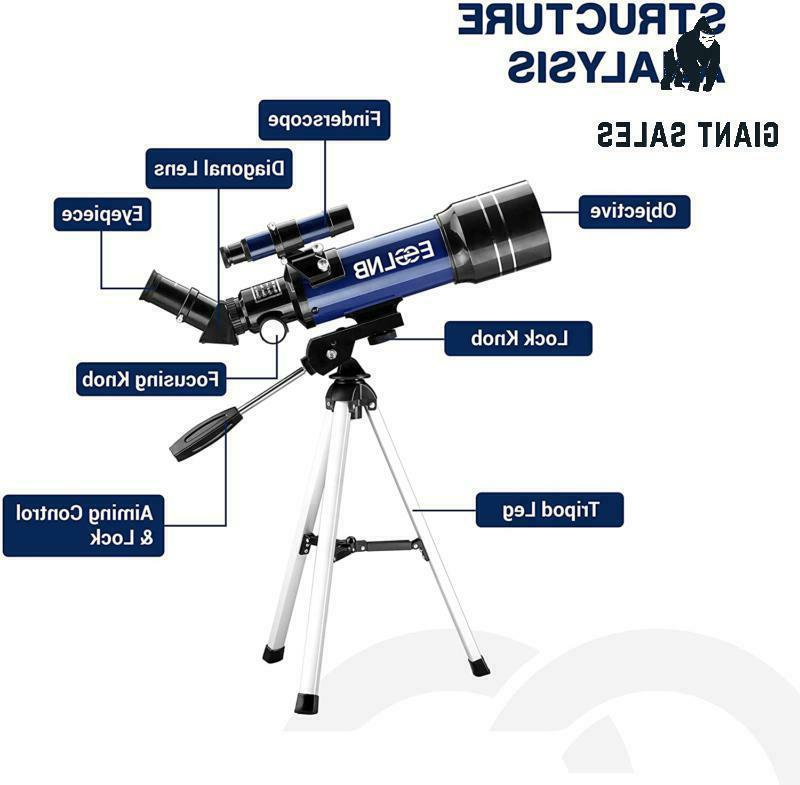 Esslnb Telescope With Tripod Telescopes For Astronomy