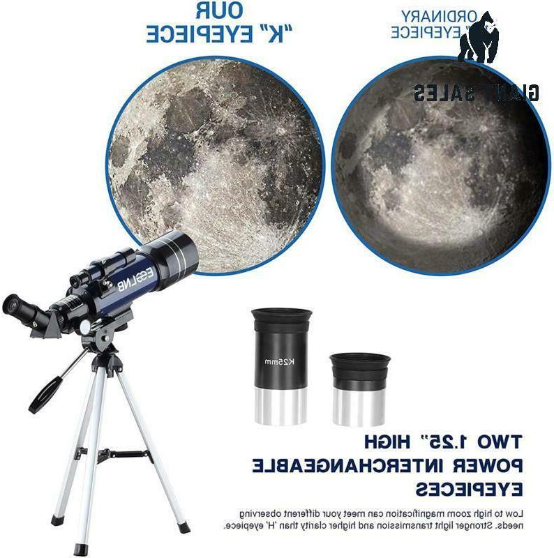 Esslnb Telescope With 70Mm For Astronomy Beginners Mu