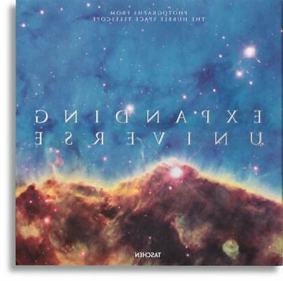 expanding universe photos from hubble telescope taschen