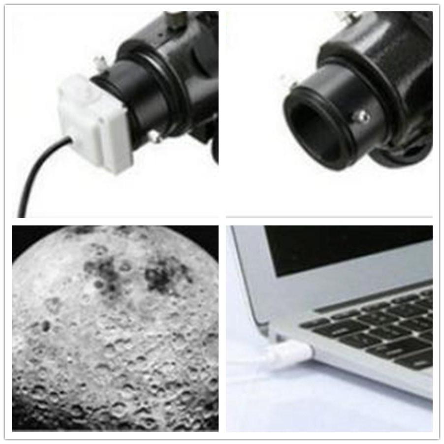 Mounchain <font><b>Telescope</b></font> Pixels Electronic <font><b>Telescope</b></font> Connecting