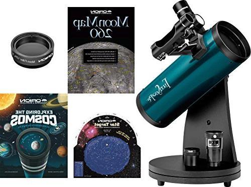 funscope reflector telescope kids kit
