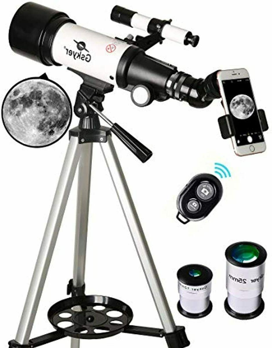 professional telescope astronomical refracting national geog