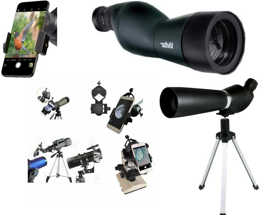 150X TELESCOPE TRIPOD LUNAR STAR OBSERVATION + MOUNT