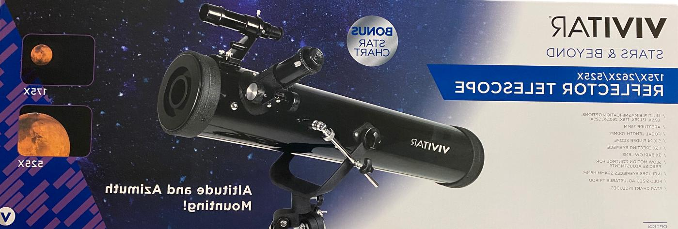 HD 525X TELESCOPE SIZE TRIPOD LUNAR FOR OBSERVATION FAST SHIPPING