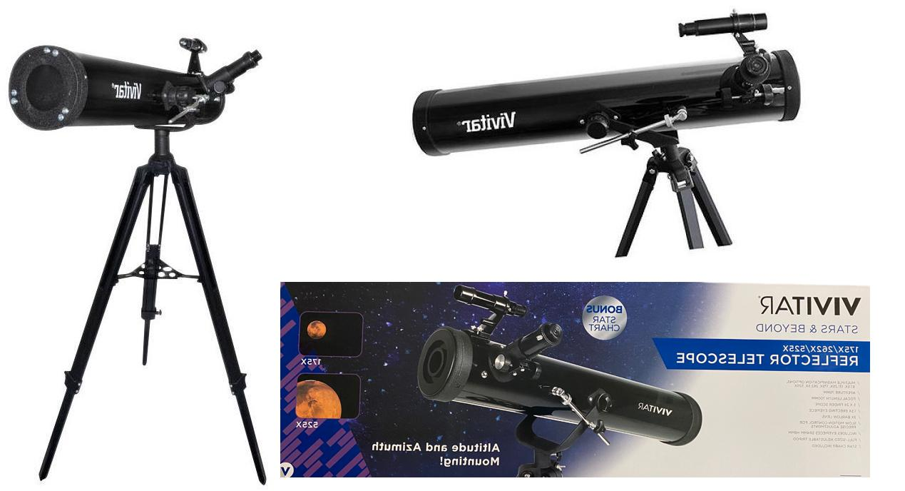 HD 525X TELESCOPE SIZE FOR SHIPPING