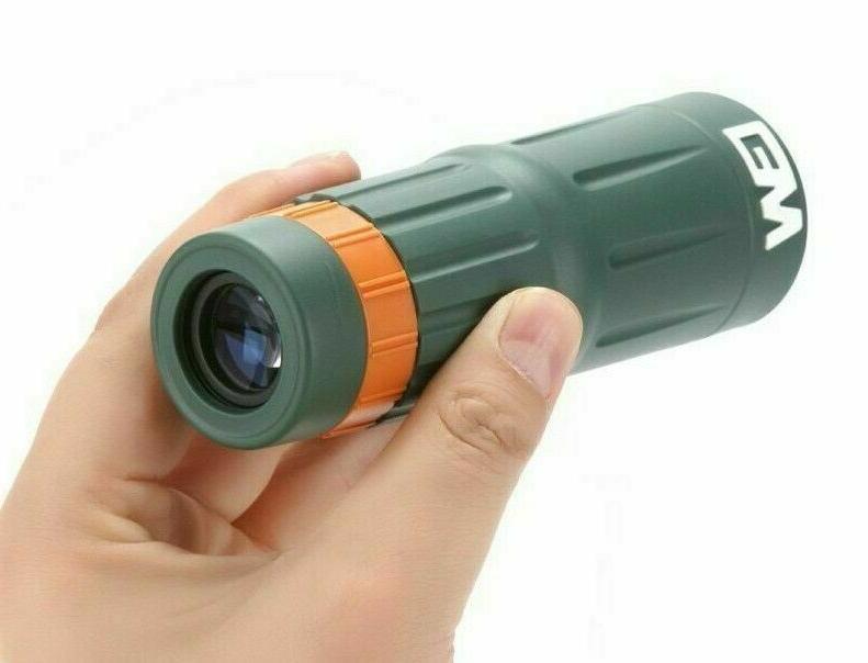 HD Waterproof BAK4 Monocular Power