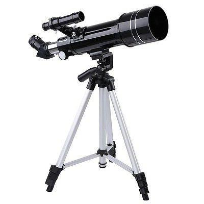 Kids Telescope Refractive Eyepieces Tripod Opt