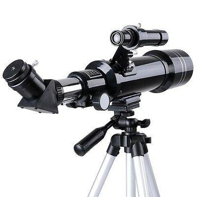 Kids Beginners Astronomical Refractor Tripod 50mm/70mm Opt