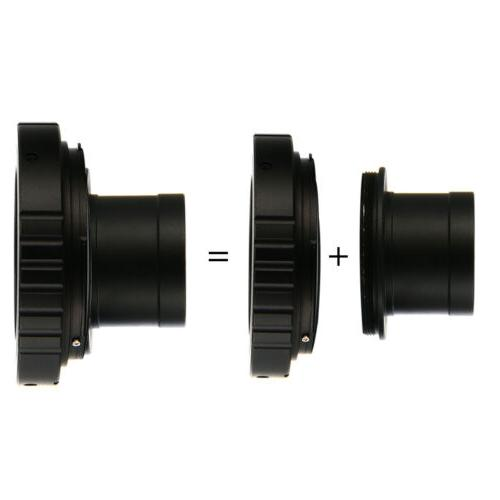 Lens Adapter T-Ring Canon EOS Camera
