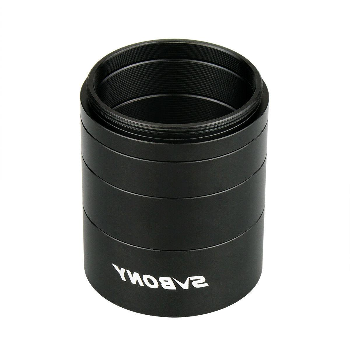 SVBONY T2 Tube Kits Length 5mm 10mm 20mm US