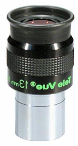 """Tele Vue 13mm Nagler Type 6 1.25"""" Ultra Wide Field Eyepiece"""