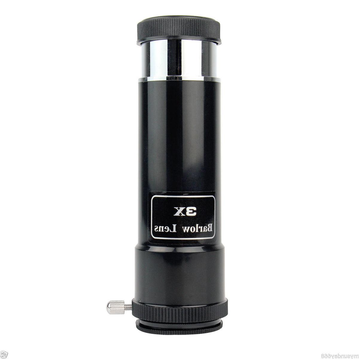 new 1 25 31 75mm 3x barlow
