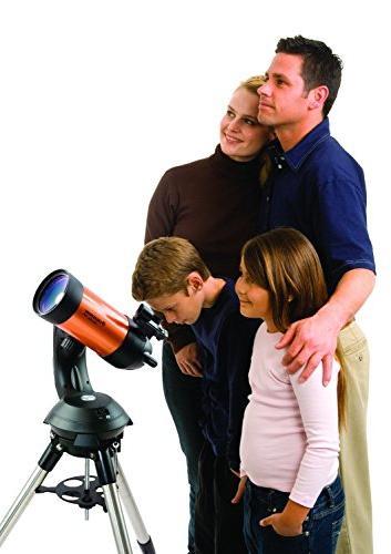 Celestron Telescope + Nexstar Case