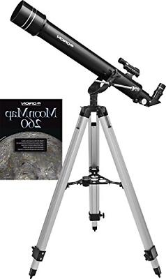 Orion Observer 70mm II AZ Refractor, Black 10275