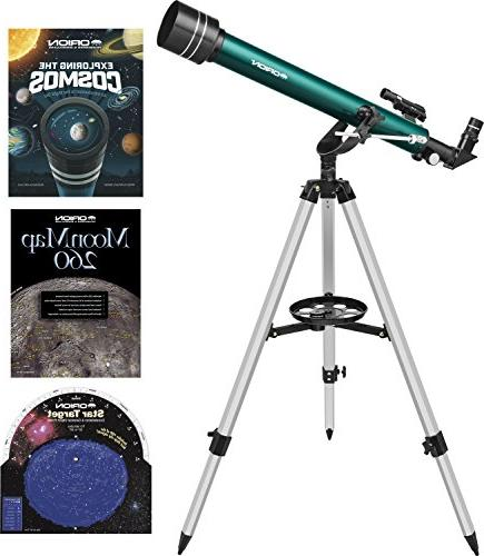 observer ii az refractor telescope