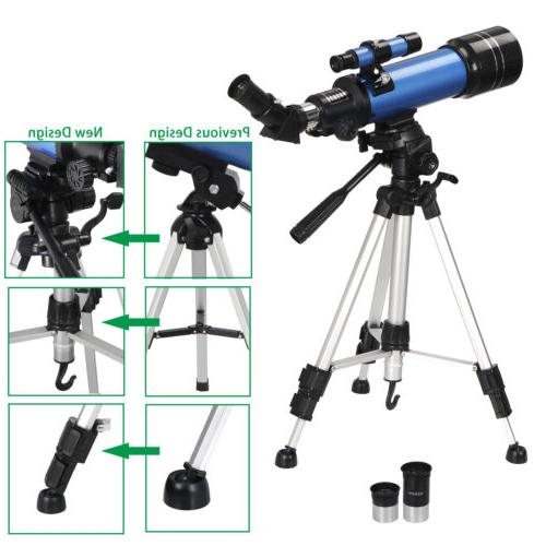 Portable Astronomical Refractor Travel w/ Holder
