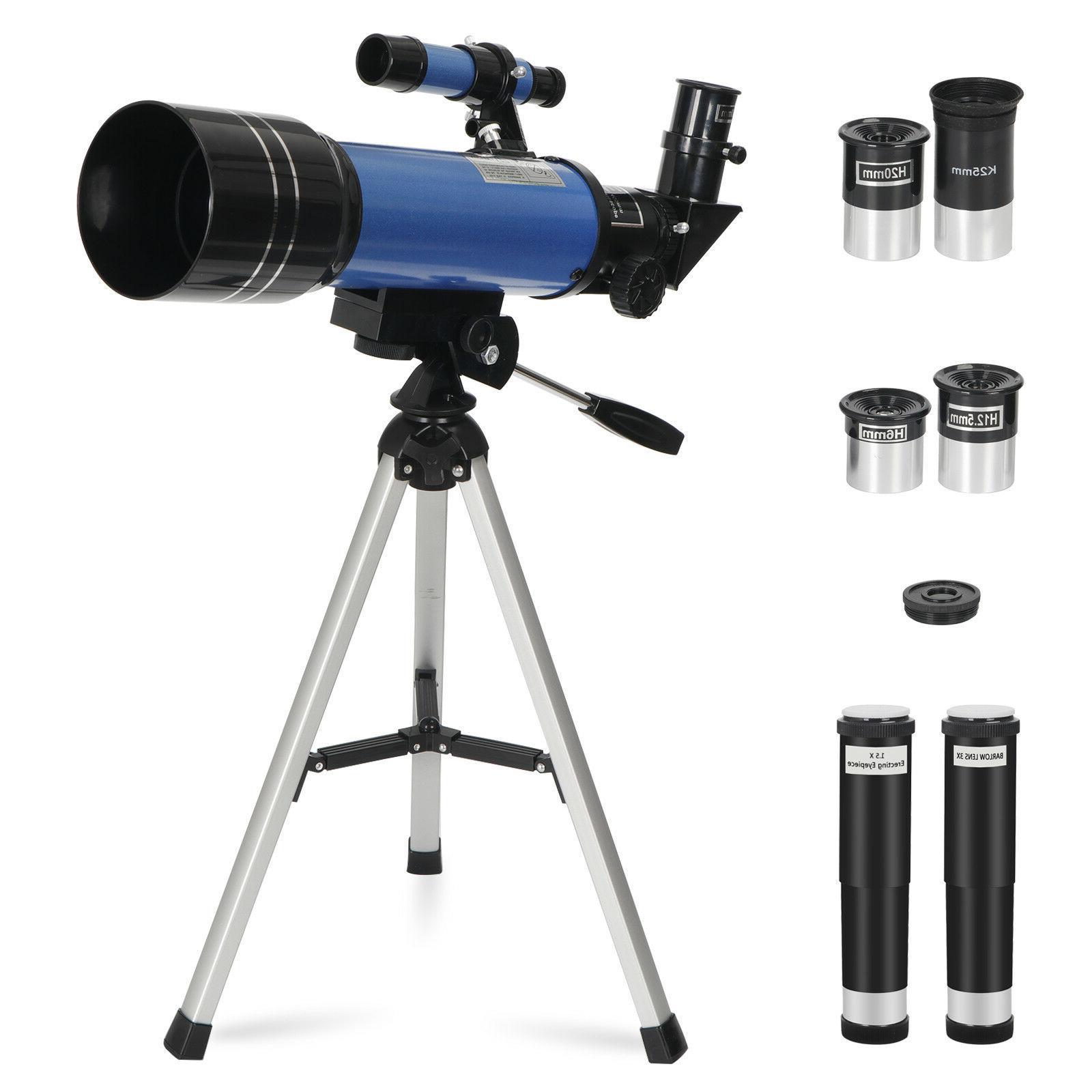 70mm Astronomical Telescope Scope Eyepieces