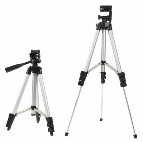 Portable Camera Tripod Camcorder Video Stand For Nikon DSLR