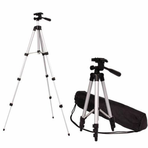 Portable Tripod Camcorder For