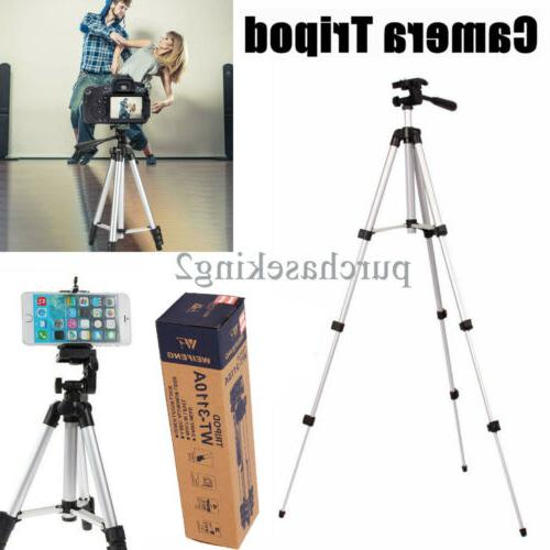 portable camera tripod digital camcorder video stand