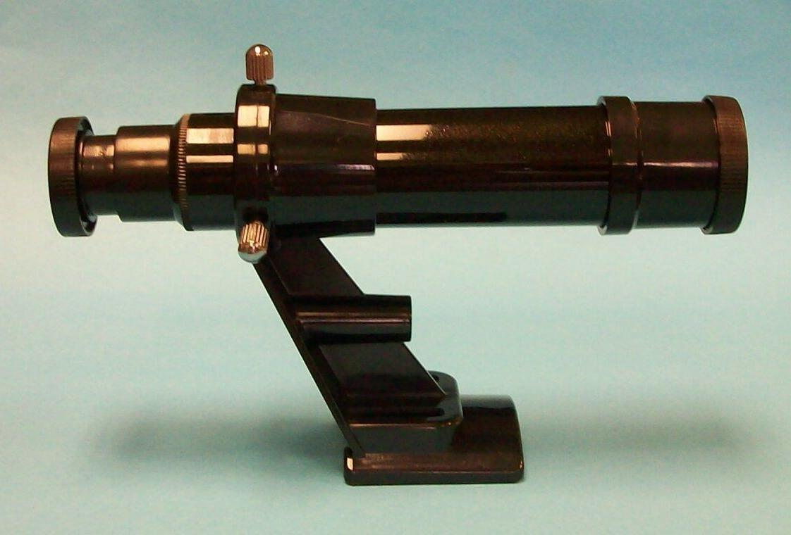powerseeker 5x24 finderscope with bracket telescope finder