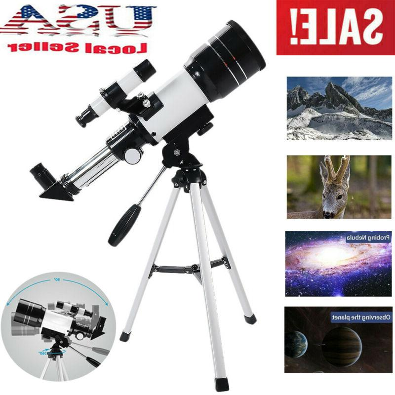 30070 High Magnification Telescope Astronomical Refractive E
