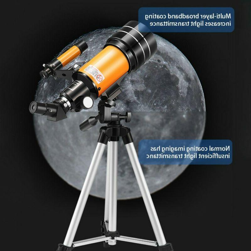 Astronomy Telescope for Beginner Kid Adult Space Stargazing