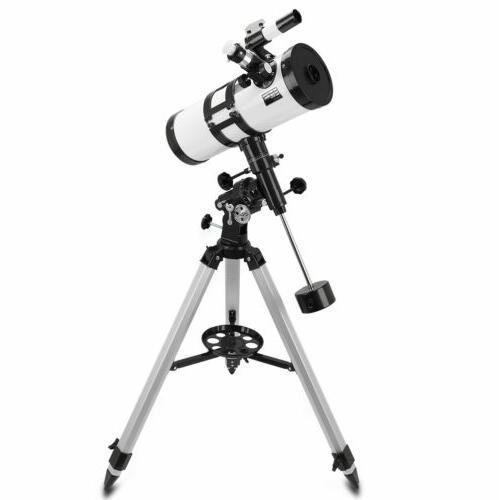New 114mm Astronomical Refractor Telescope Refractive Eyepie