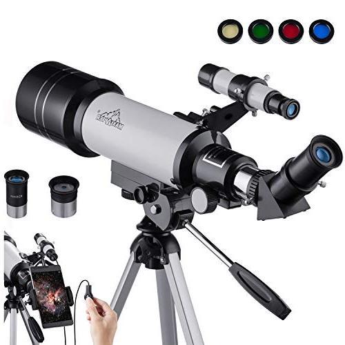 refractive astronomy telescope