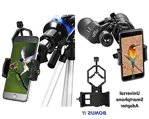 MaxUSee Scope Backpack - Binoculars for Bird Watching