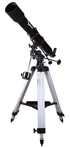 Levenhuk Skyline 90x900 EQ Refractor Telescope