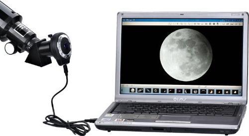 iOptron 60 with Electronic Eyepiece