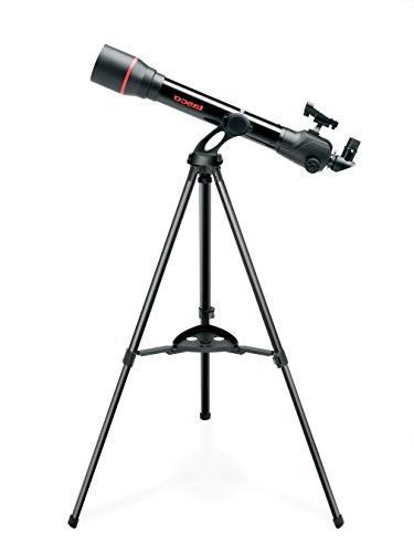 spacestation black refractor az red