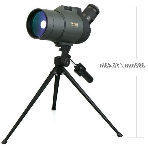 Spotting SVBONY SV41 25-75x70mm Monocular Telescope+Tripod