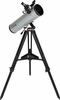 Celestron - StarSense Explorer 130mm Newtonian Reflector Tel