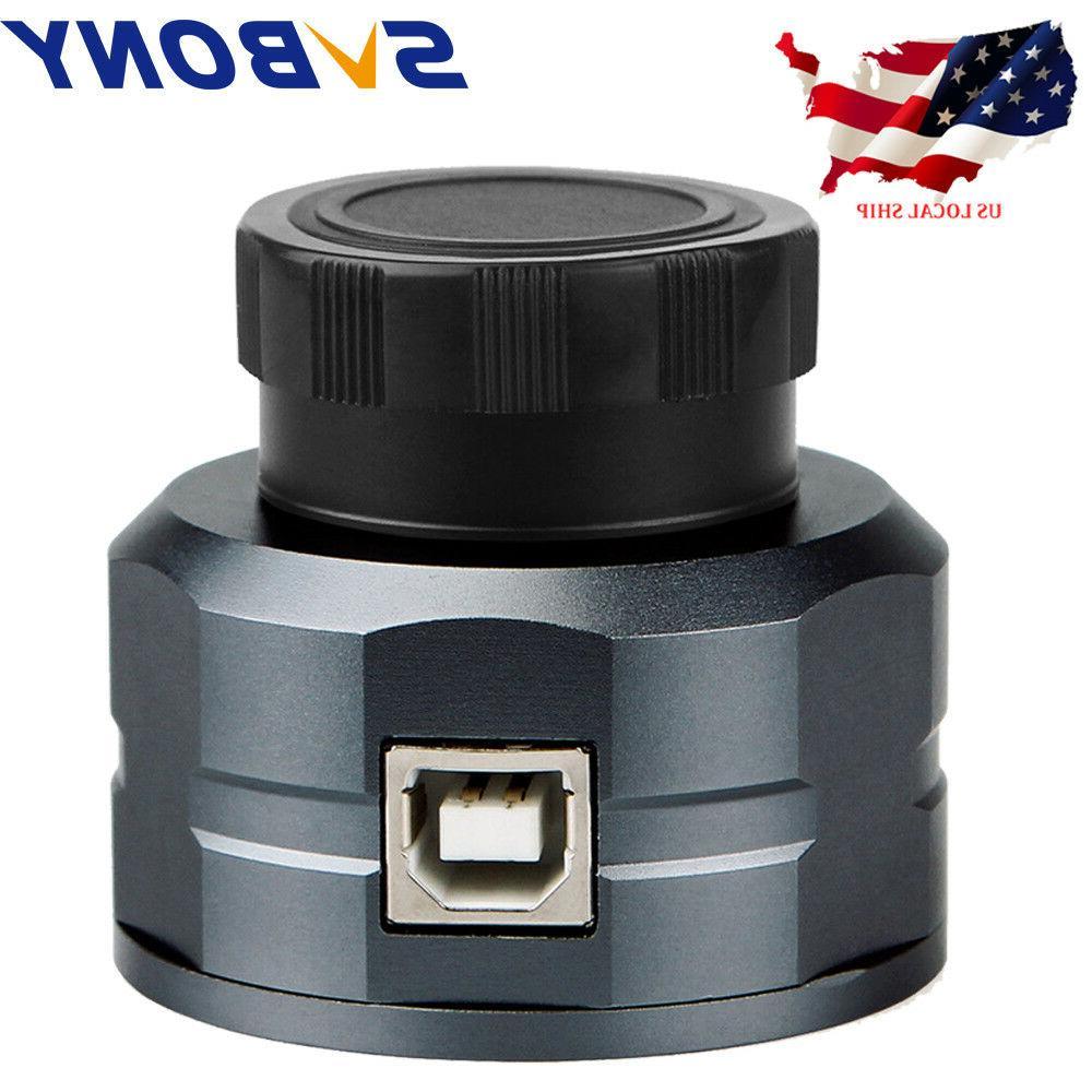 sv105 1 25 telescope electronic eyepiece 2mp