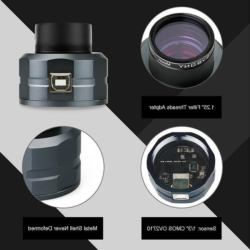 """SVBONY 1.25"""" Telescopes Electronic Eyepieces Camera+ US"""