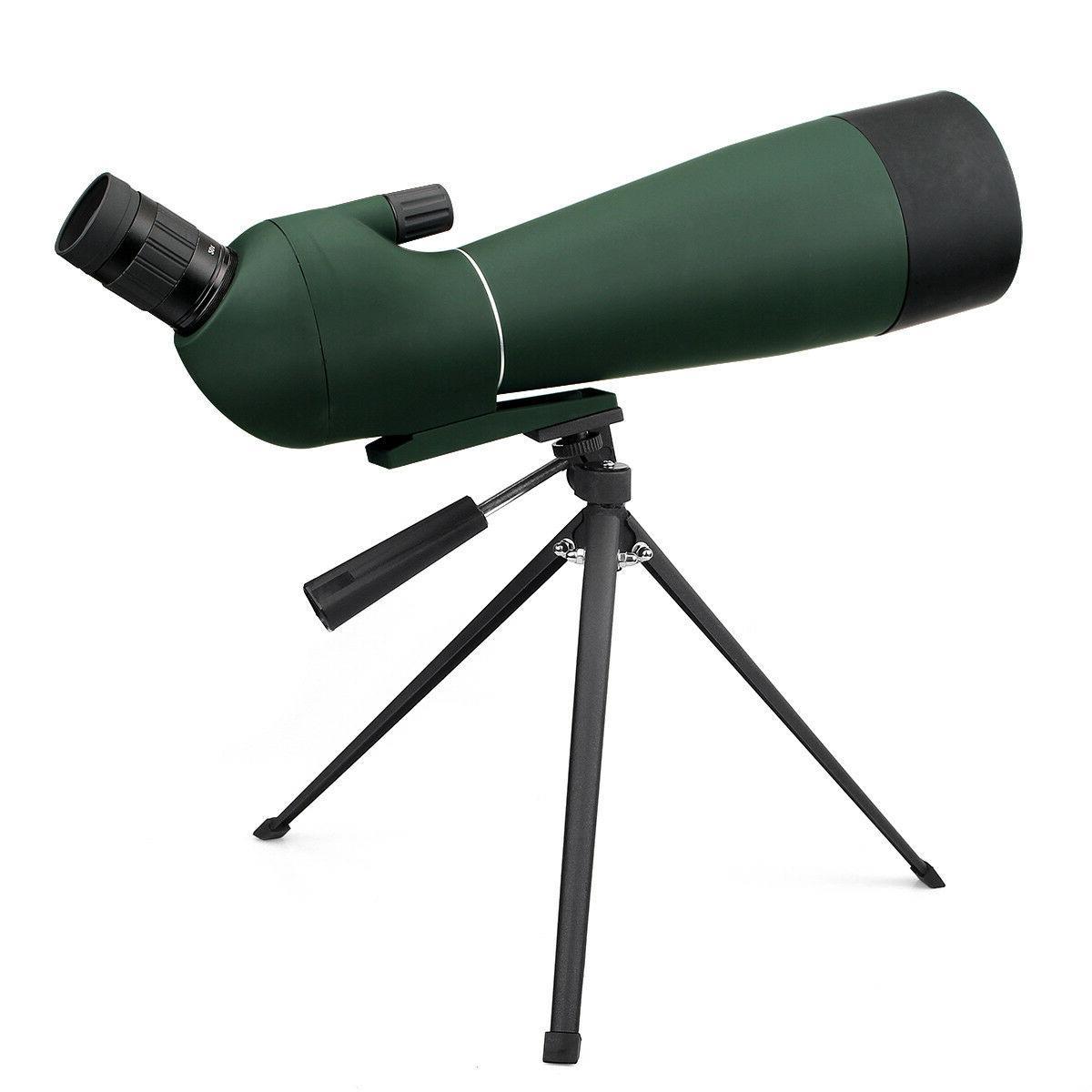 SVBONY 20-60x80 Spotting Scope BAK4 Bird Adapter US