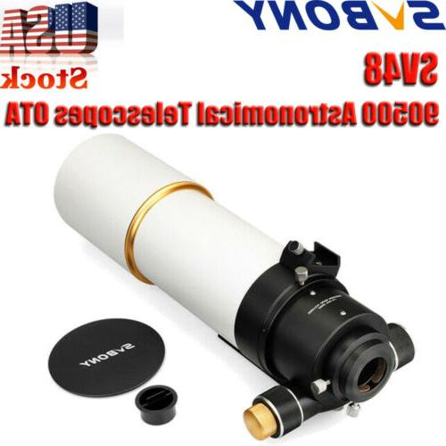sv48 90mm f5 5 2 refractor astronomical