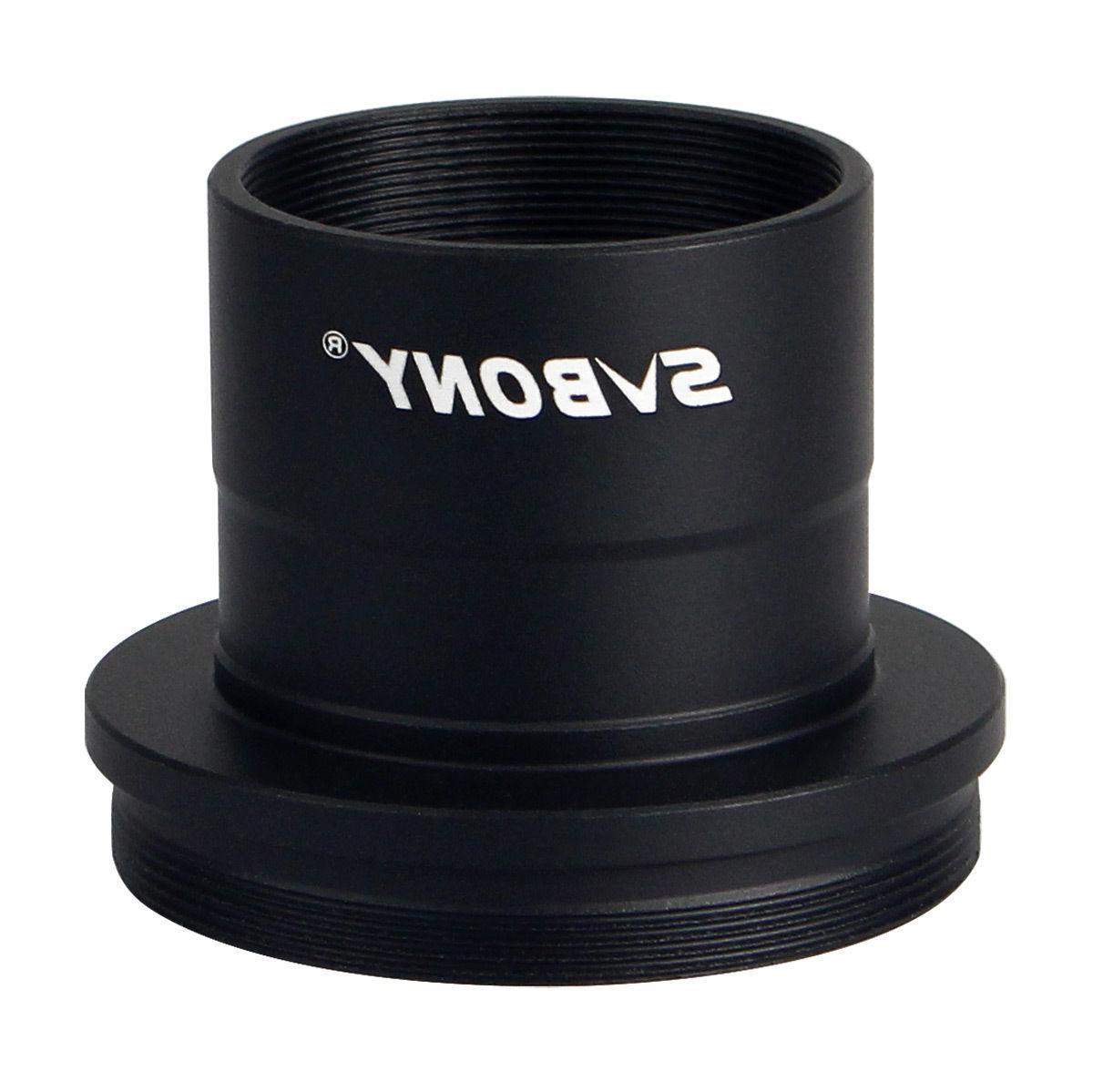 Nikon Lens + Mount Adapter