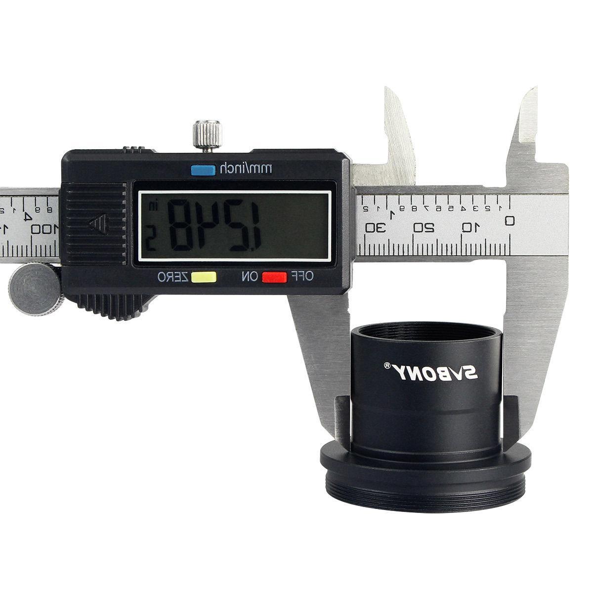 """SVBONY T2 for Nikon + 1.25"""" Telescope Adapter US"""