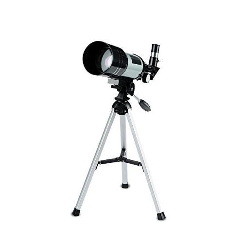 DQQ for Kids Sky Astronomy Black 70mm,3X