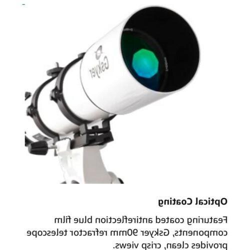 Gskyer Refractor Telescope