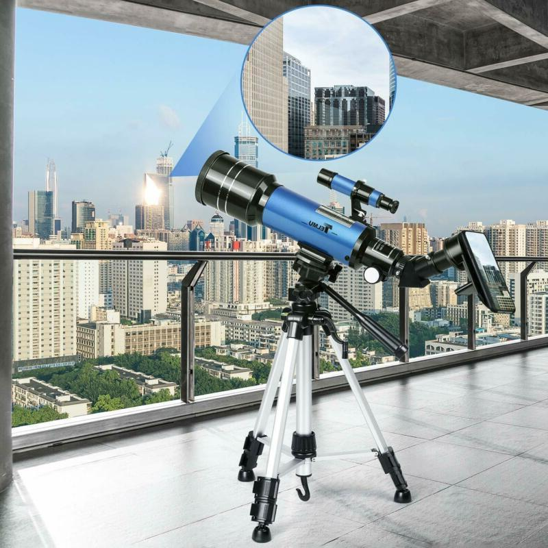 TELMU 400mm Mount Refracting