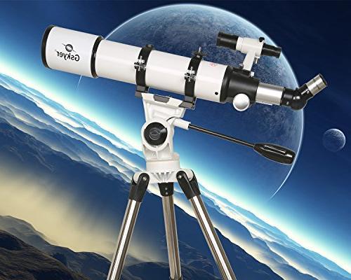 Gskyer Telescope, AZ Technology Scope